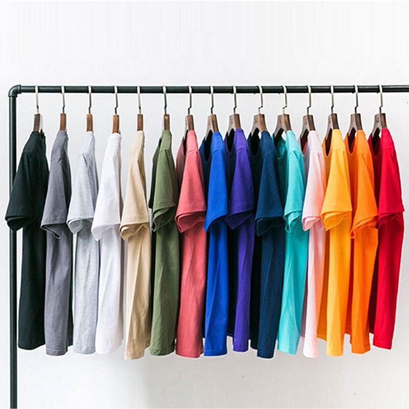 T-shirt 100% coton - Coloris au choix