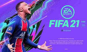 Jeu Fifa 21 sur PS4, Xbox one & Nintendo Switch (Frontaliers Luxembourg)