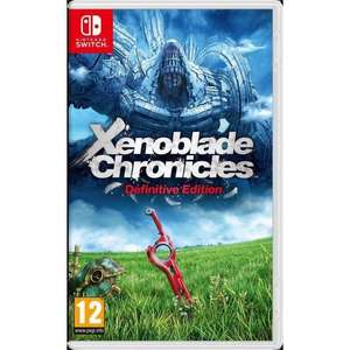 Jeu Xenoblade Chronicles : Définitive Edition sur Nintendo Switch