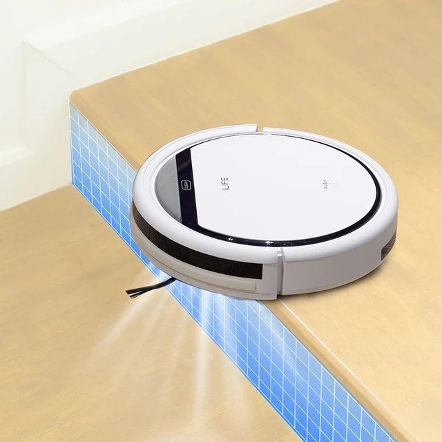 Aspirateur robot ilife 3s Pro avec télécommande (69.91€ avec le code FR3808)