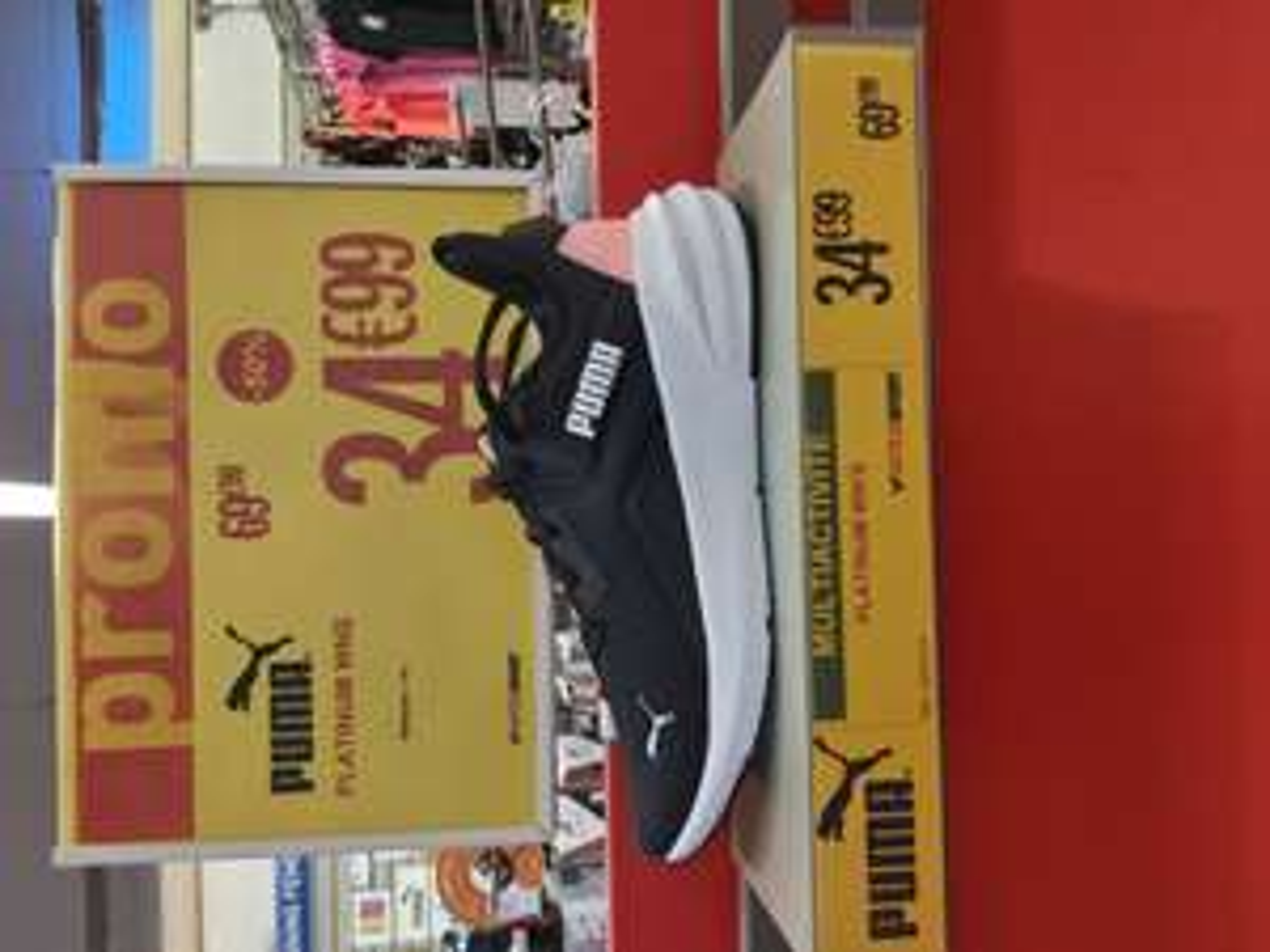 Chaussures Puma Platinum Wn's (tailles 37, 38 ou 39) - Pessac (33)