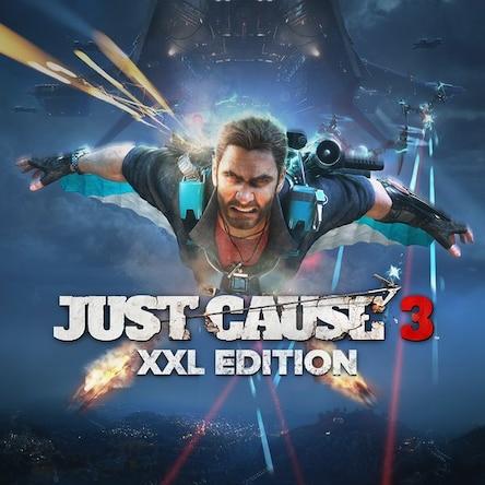 Jeu Just Cause 3 : XXL Edition sur PS4 (Dématérialisé)