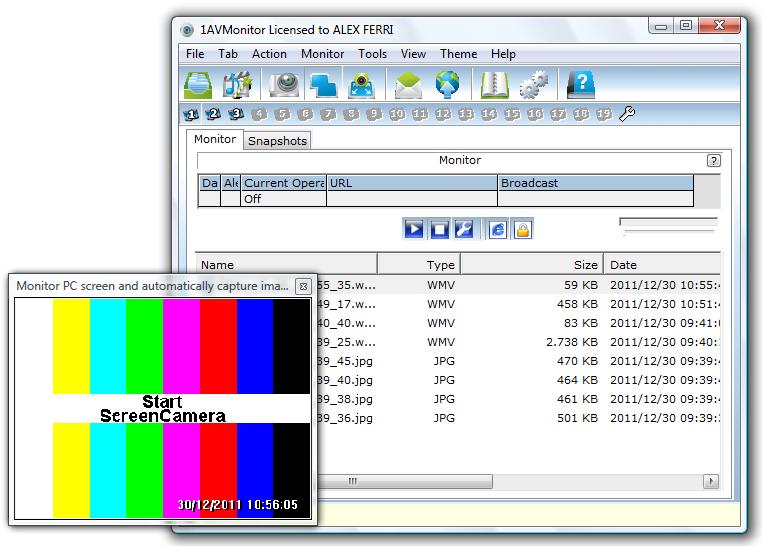 Logiciel Remote Surveillance Pro sur PC (Dématérialisé)