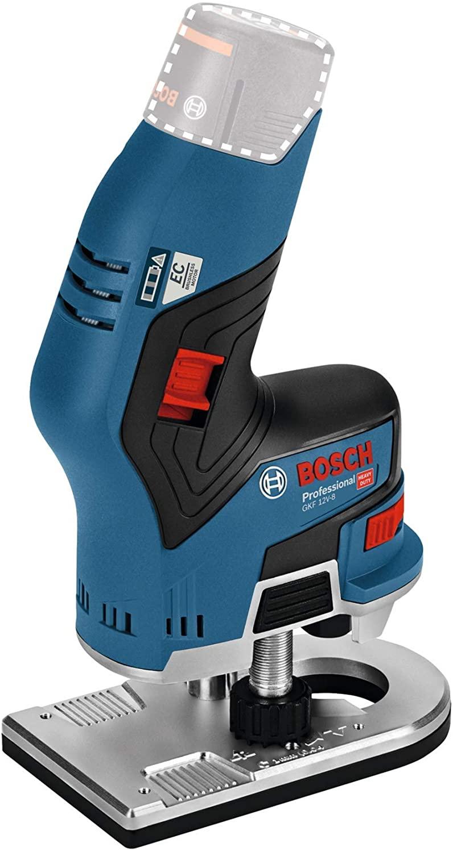 Affleureuse sans-fil Bosch Professional 06016B0002 (machine nue - via coupon)