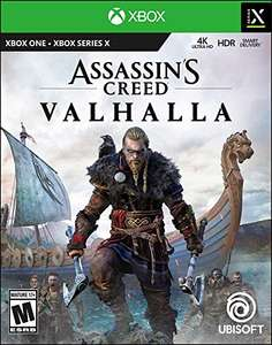 Assassin's Creed Valhalla Standard Edition sur Xbox One & Series (Frais d'importation compris)
