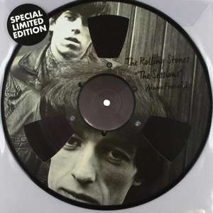 Vinyle The Rolling Stones - The Sessions Vol. 4 - Limited Edition Vinyl Picture Disc