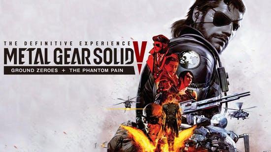 Metal Gear Solid V : The Definitive Experience sur PC (Dématérialisé - Steam)