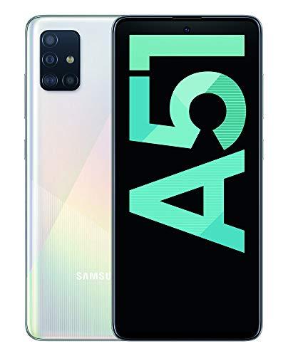 """Smartphone 6.5"""" Samsung Galaxy A51 - 128 Go (vendeur tiers)"""