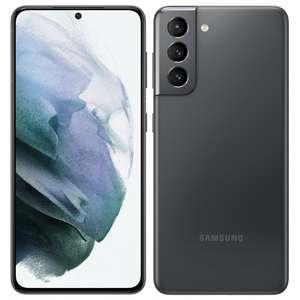 """Smartphone 6.2"""" Samsung Galaxy S21 - 5G, RAM 8 Go, 256 Go + Galaxy SmartTag (128 Go à 719€)"""