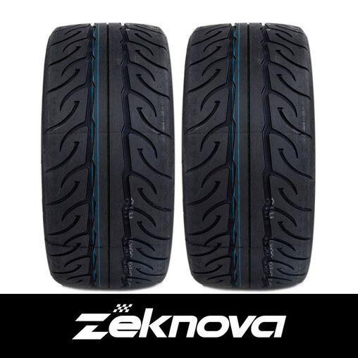 Paire de Pneus Semi-Slicks Zeknova RS606 R1 265/35ZR18 - TW140 (driftshop.fr)