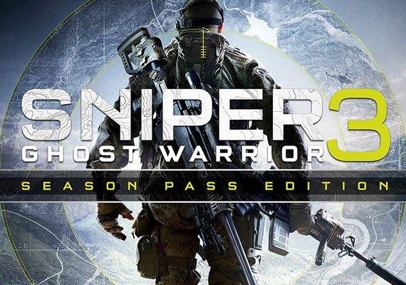 [Gold] Jeu Sniper Ghost Warrior 3 Season Pass Edition sur Xbox One (Dématérialisé)