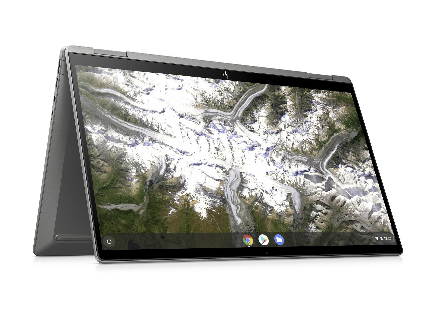 """PC Portable 14"""" HP Chromebook x360 14c-ca0009nf - i5-10210U, 8 Go de Ram, 128 Go eMMC"""