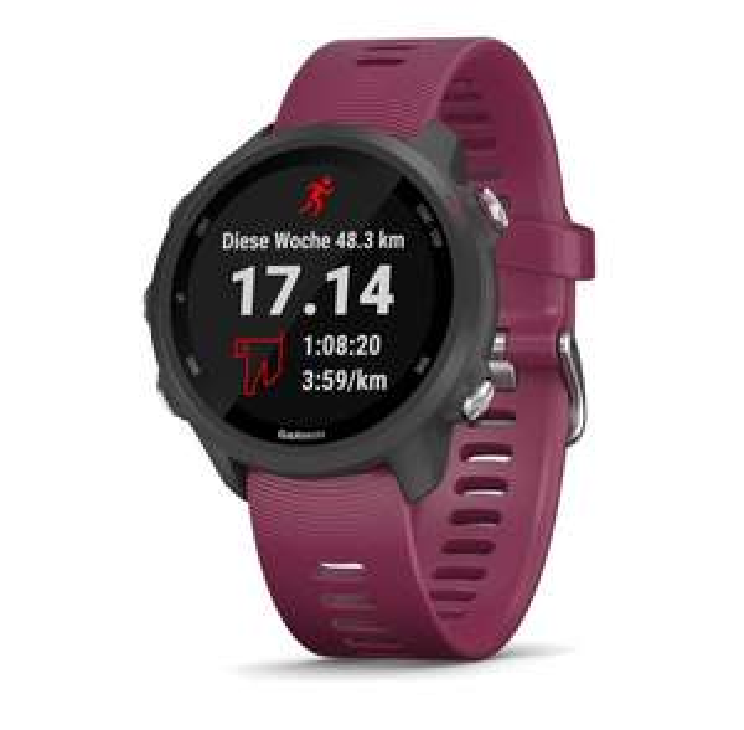 Montre sportive Garmin Forerunner 245 GPS Cardio