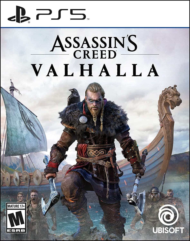 Jeu Assassin's Creed Valhalla sur PS5 (Frais de port & frais d'importation inclus)