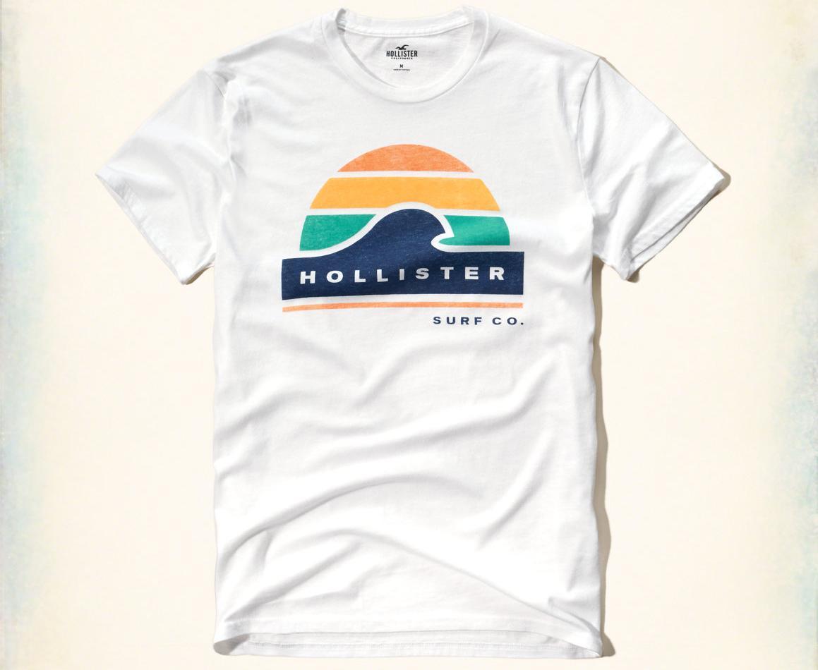 30% de réduction sur une sélection d'articles + Livraison gratuite - Ex : T-shirt homme graphique à logo