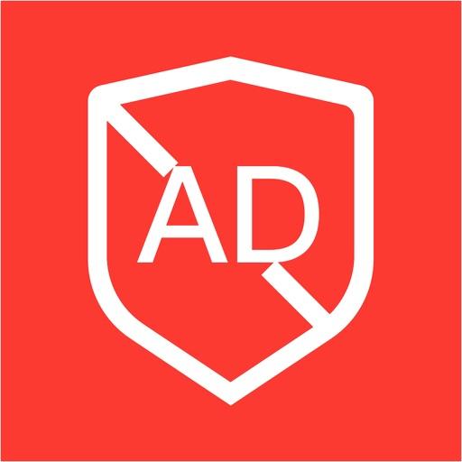 Application bloqueur de publicités Ad blocker - Remove ads gratuite sur iOS