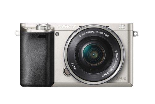 Appareil photo numérique hybride Sony ILCE-6000LS (CMOS, 24.3 Mpix, CMOS) + objectif 16-50 mm PZ