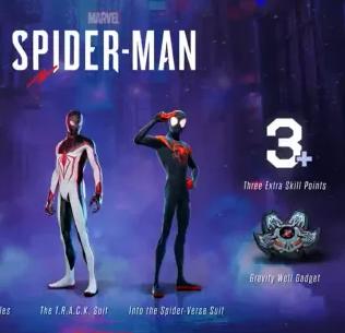 DLC Bonus de Précommande pour Marvel's Spider-Man: Miles Morales sur PS5 (dématérialisé)