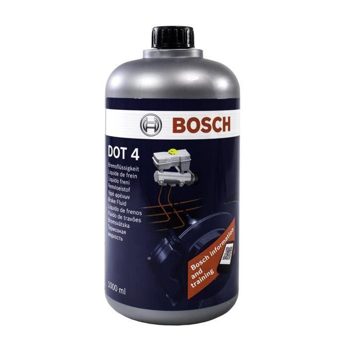 Liquide de frein Bosch DOT4 - 1L