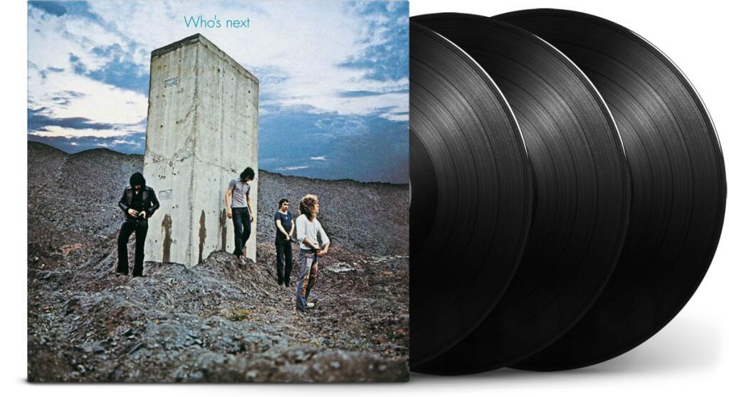 Vinyle The Who Who's Next Album LP