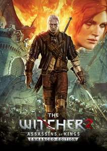 The Witcher 2: Assassins of Kings - Enhanced Edition sur PC (Dématérialisé - Gog.com)