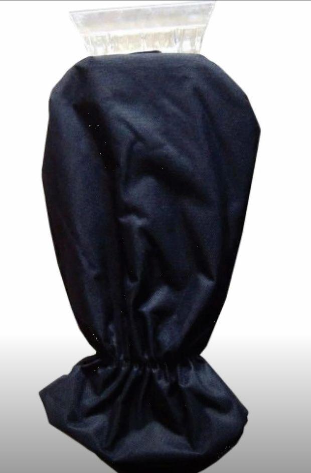 Gratte givre avec gant (résistant à l'eau, doublure polaire) - Ris-Orangis (91)