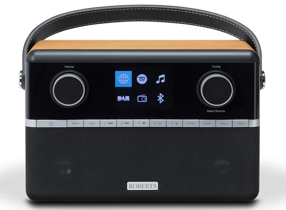 Radio web Roberts Stream 94i - WiFi, FM et DAB avec réception Bluetooth - LaBoutiquedEric.com