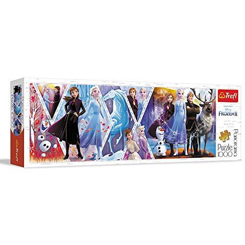 Puzzle La Reine des Neiges II - 1000 pièces, Panorama