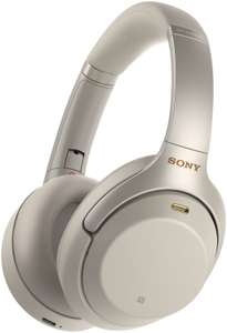 Casque audio sans-fil Sony WH-1000XM3 - argent (+ 6.4€ en Rakuten Points)