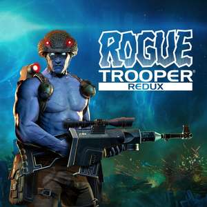 Rogue Trooper Redux (version REMASTERED) sur PC (dématérialisé - Steam)