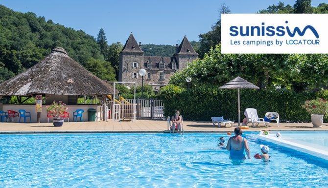Hébergement de 8 jours / 7 nuits pour 2 adultes + enfants au Camping Sunissim Le Domaine de Gibanel 4* - Argentat-sur-Dordogne (19)