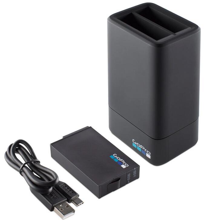 Double Chargeur + Batterie GoPro Fusion (Frais de port inclus - camforpro.com)