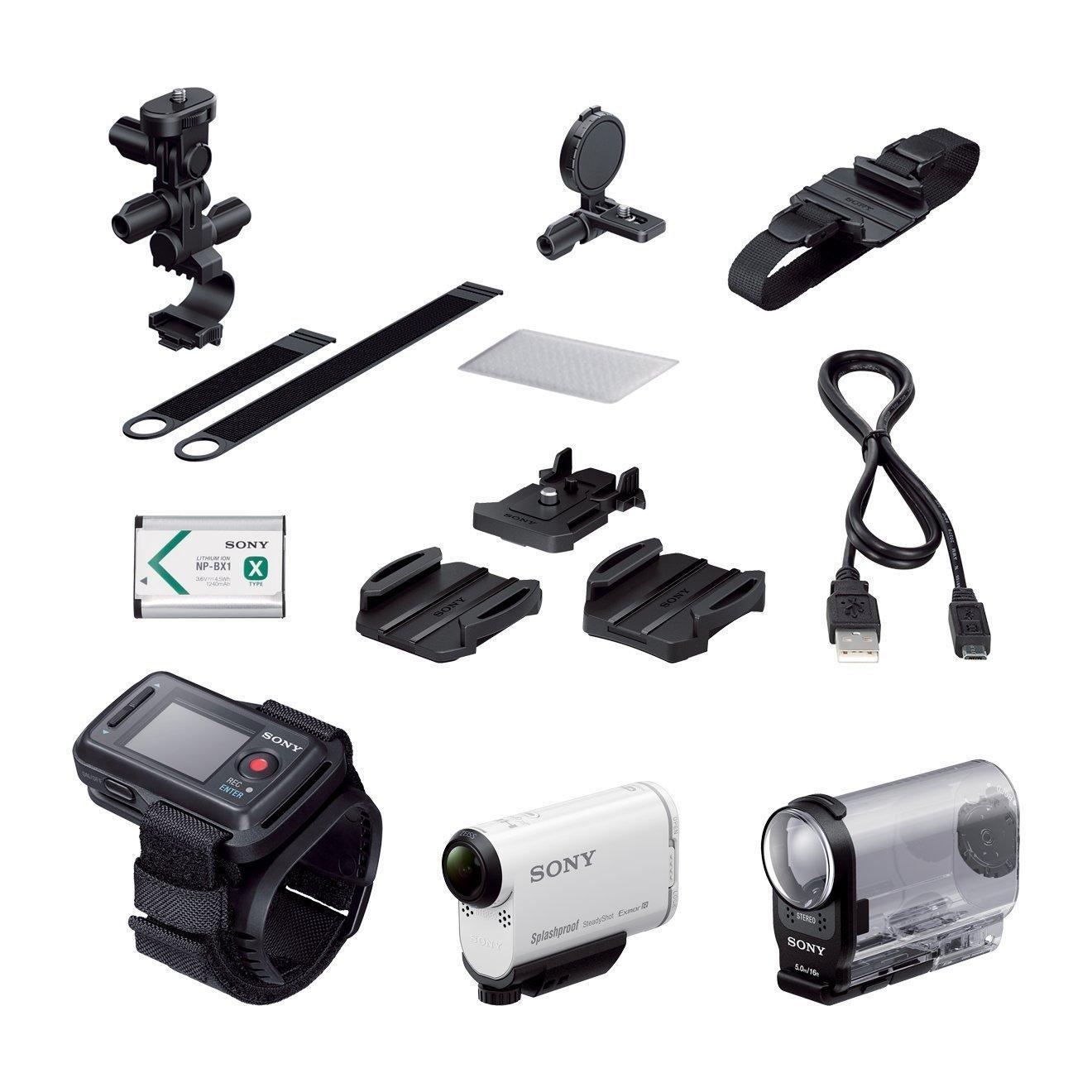 kit Action Camera Bike Sony HDR-AS200VB