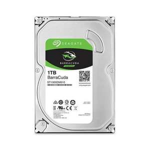 "Disque dur interne 3.5"" Seagate Barracuda (ST1000DM010) - 1 To, 7200 tr/min"