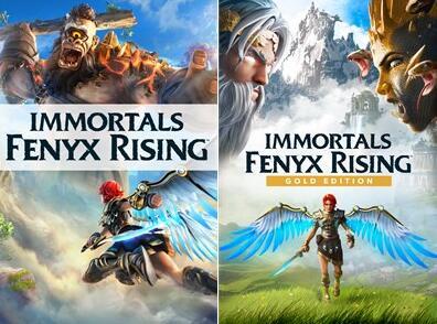 Immortals Fenyx Rising Standard Edition à 21.10€ et Gold Edition à 31.19€ sur Xbox One & Series X S (Dématérialisés - BR Store)