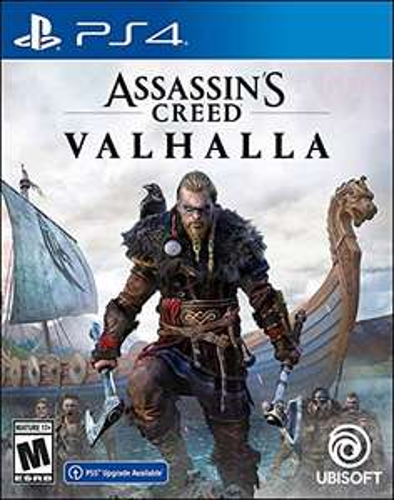 Jeu Assassin's Creed Valhalla sur PS4 (Frais d'importation inclus)