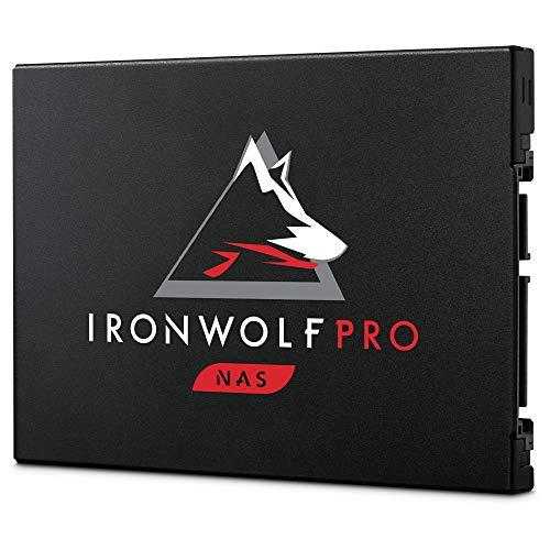 """SSD interne 2.5"""" Ironwolf Pro (TLC, DRAM) - 3.84 To (Frais de port et taxes inclus)"""