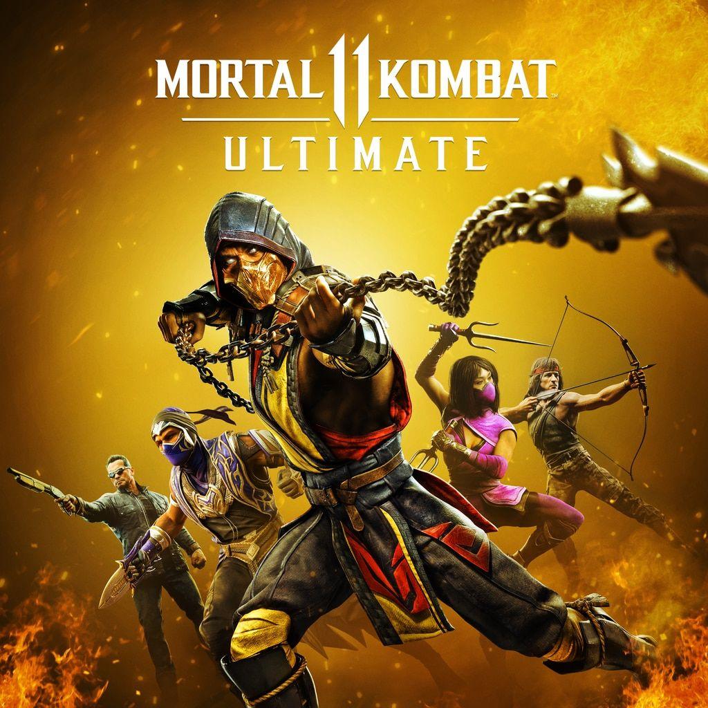Mortal Kombat 11 Ultimate sur PS4 & PS5 (Dématérialisé)