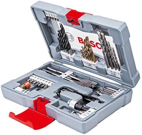Coffret accessoires de perçage vissage Bosch Professional 2608P00233 - 49 pièces