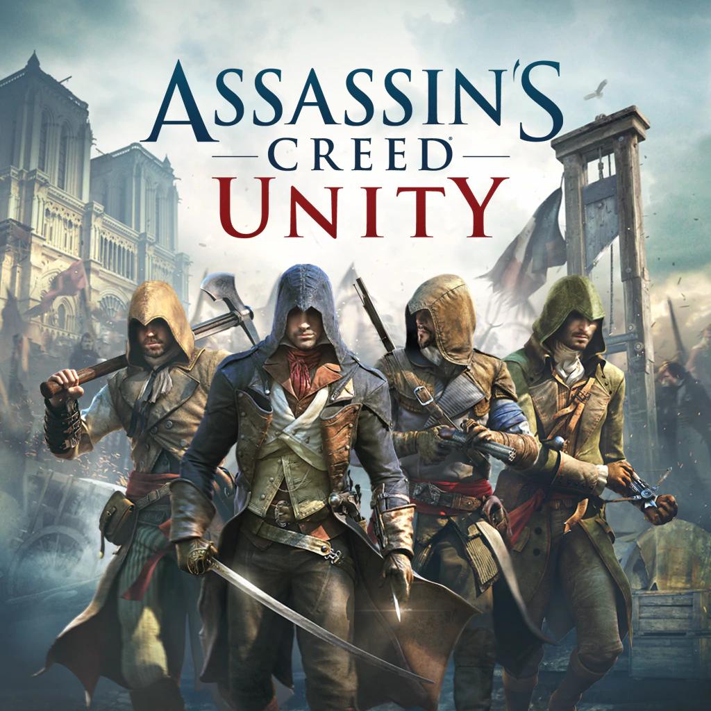 Sélection de jeux vidéo Assassin's Creed sur PC en promotion (dématérialisés, Ubisoft Connect) - Ex : Assassin's Creed Unity