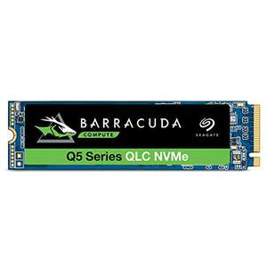 SSD interne M.2 NVMe Seagate Barracuda Q5 1 - To