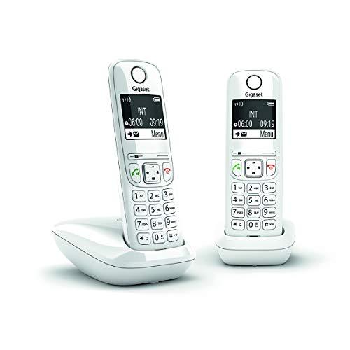 Téléphone fixe sans fil Gigaset AS690 Duo