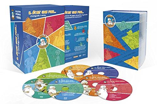 Coffret DVD : Il était une fois... l'intégrale des 7 séries