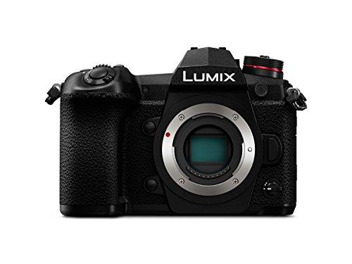 Appareil Photo Panasonic Lumix DC-G9 - Boîtier Nu, MILC 20,3 MP Live MOS 5184 x 3888 Pixels