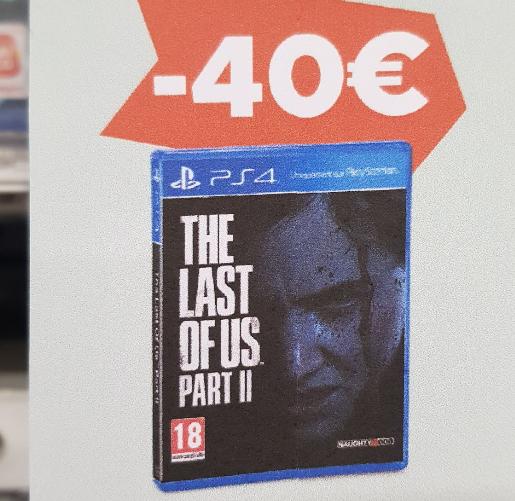 The last of Us Part II sur PS4 - Pertuis (84) / St Georges les Baillargeaux (86) / Saint-Avé, Vannes (56)