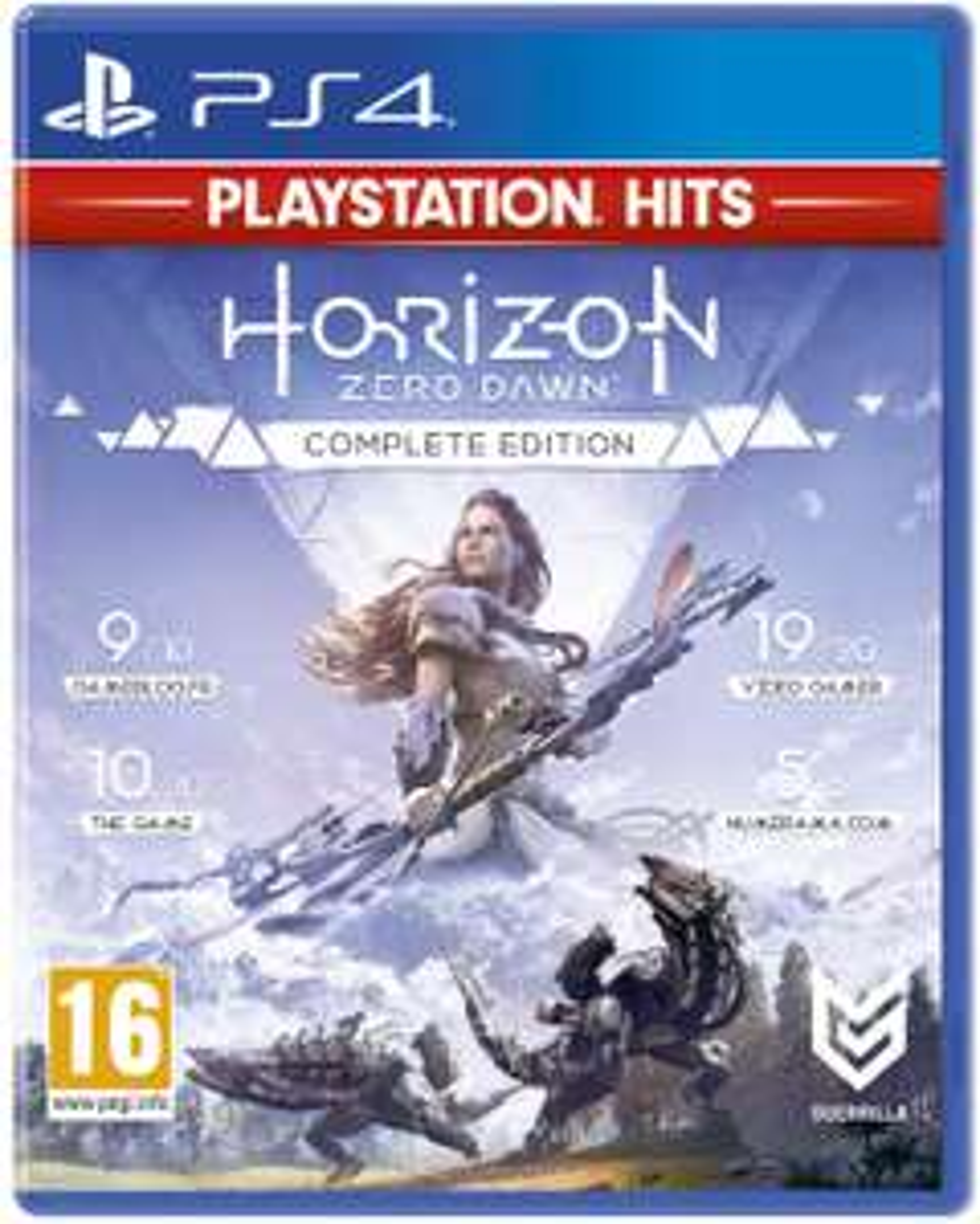 Horizon Zero Dawn - Complete Edition sur PS4 (VOSTFR)