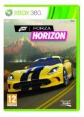 Jeu Forza Horizon (Fr) sur Xbox 360