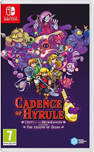 Cadence of Hyrule – Crypt of the NecroDancer sur Nintendo Switch