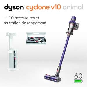 Aspirateur balai Dyson v10 Animal +