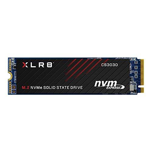 SSD interne M.2 NVMe PNY XLR8 CS3030 - 500 Go